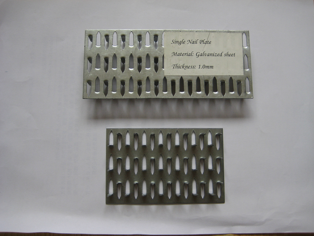 Nail Plate-chain link fence,wire mesh fence,Barbed razor wire-Anping ...