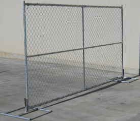 Temporary Fencing Panels Temporary Fence Chain Link Fence